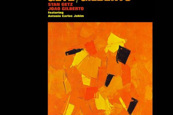 Getz Gilberto cover (a capa do disco ilustrada com uma pintura de Olga Albizu)